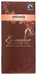 Naturata Ecuador Edelbitter 70% 100g