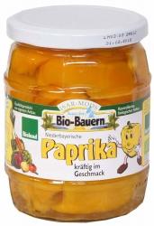 Isarmoos Bauern - Biohof Laurer Paprika gelb 520g