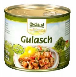 Ökoland Gulasch ungarische Art 500g