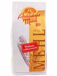 Antersdorfer Mühle Weizenvollkornmehl   1kg