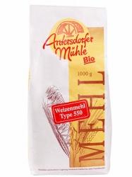 Antersdorfer Mühle Weizenmehl Type550 1kg