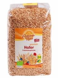 Antersdorfer Mühle Bio Hafer geschält 1kg