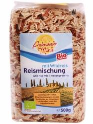Antersdorfer Mühle Reismischung mit Wildreis 500g
