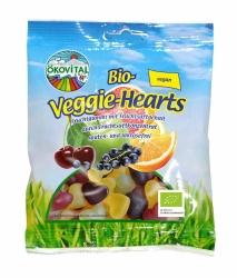 Ökovital Bio Veggie Hearts 100g