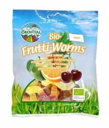 Ökovital Bio Frutti Worms 100g