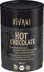 Vivani Hot Chocolate echte Trinkschokolade 280g