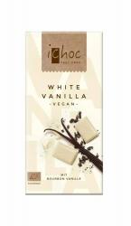 iChoc White Vanilla - Rice Choc 80g