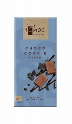 iChoc Choco Cookie - Rice Choc 80g