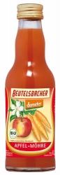 BEUTELSBACHER Apfel-Moehrensaft Demeter 0,2l