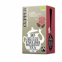 Cupper English Breakfast Tea 40g