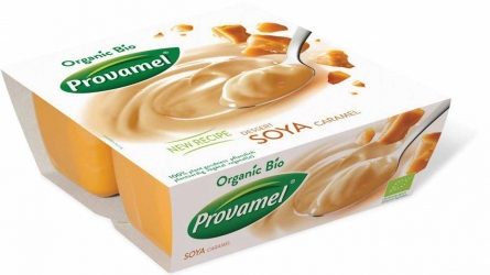 Provamel Bio Soja Dessert Karamell 4x125g
