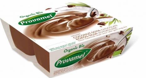 Provamel Bio Dessert Kokos-Soja-Schokolade 4x125g