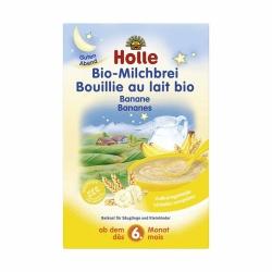 Holle baby food Bio Bananen-Milchbrei Guten Abend ab dem 6. Monat 250g