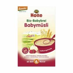 Holle baby food Bio-Babybrei Babymüsli ab dem 6. Monat 250g