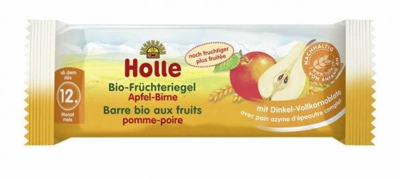 Holle baby food Bio Früchteriegel Apfel-Birne ab dem 12. Monat 25g