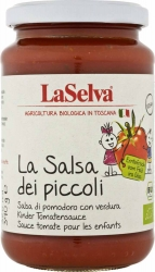 LaSelva Kinder Tomatensauce Salsa dei Piccoli 340g