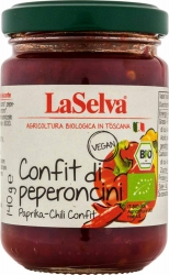 LaSelva Paprika-Chili Confit 140g