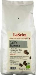 LaSelva Caffè epresso ganze Bohnen 100% Arabica 500g