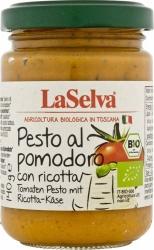 LaSelva Tomaten Pesto mit Ricotta Käse 140g