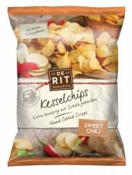 De Rit Kesselchips Sweet Chili 100g