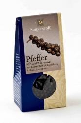 Sonnentor Pfeffer schwarz ganz Bio Packung 35g