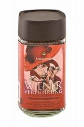 Sonnentor Schnelle Wiener Verführung Kaffee Instant Wiener Verführung Bio Glas 100g